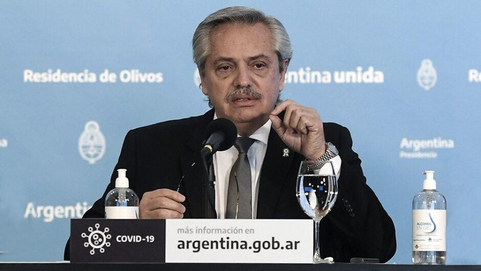 ALBERTO FERNÁNDEZ SE DESPLOMA EN LAS ENCUESTAS: Las disculpas por una fiesta no le alcanzan