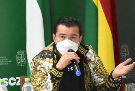 SANTA CRUZ YA SUPERA EL MILLÓN DE VACUNADOS: Johnny Fernández sugiere vacunación nocturna en fin de semana