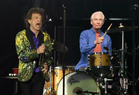 CHARLIE WATTS AHORA ES UNA LEYENDA DEL ROCK AND ROLL: El baterista ícono de The Rolling Stones fallece a los 80