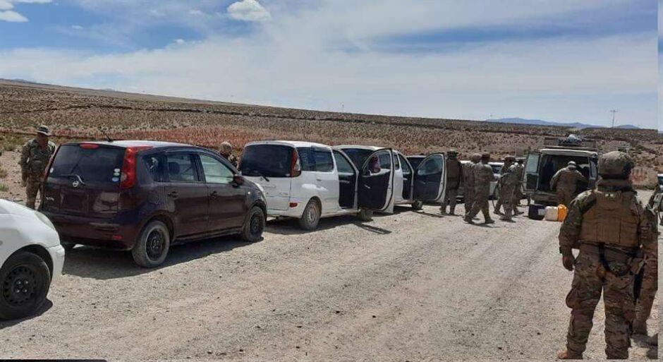 LOS AUTOS CHUTOS INVADEN LAS ZONAS FRONTERIZAS: Se convierten en una pesadilla para las autoridades