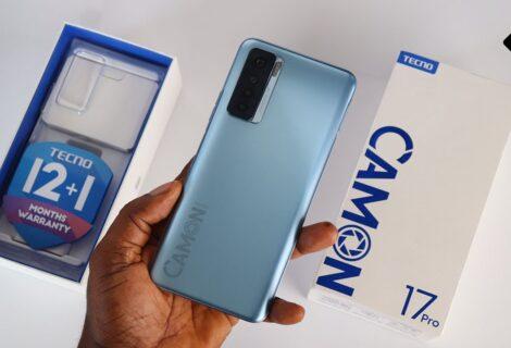 TECNO Mobile PRESENTA AL LÍDER CAMON 17 Pro: Fotografía y videografía móvil con inteligencia artificial