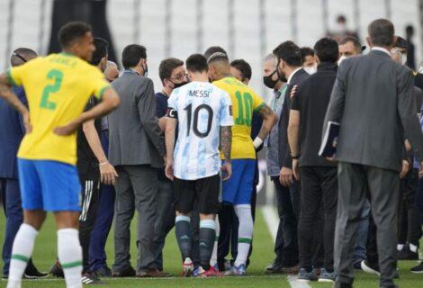 DELEGACIÓN ARGENTINA CONOCÍA SUS IRREGULARIDADES: La Confederación Brasileña de Fútbol revela las faltas