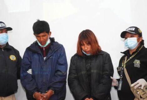 UNA PAREJA DESCUARTIZÓ A UNIVERSITARIO EN EL ALTO: La policía esclarece macabro crimen y da con los asesinos