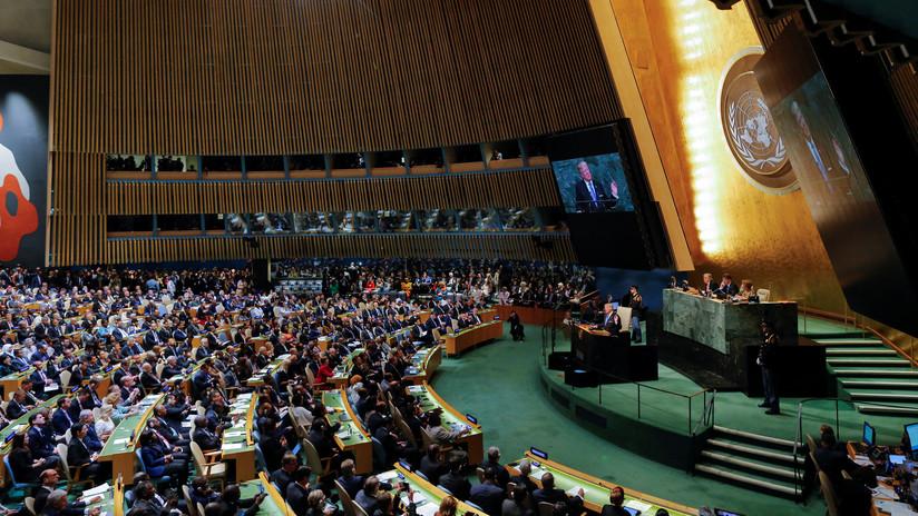 ESTRICTO PROTOCOLO PARA LA ASAMBLEA DE LA ONU: Nueva York exige que estén vacunados contra el COVID-19