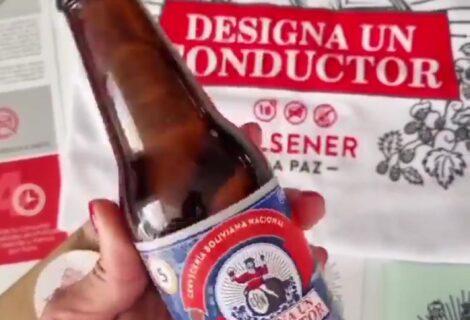 """LA SEMANA DEL CONSUMO INTELIGENTE DE LA CBN: Paceña promueve la iniciativa """"Designa un conductor"""""""