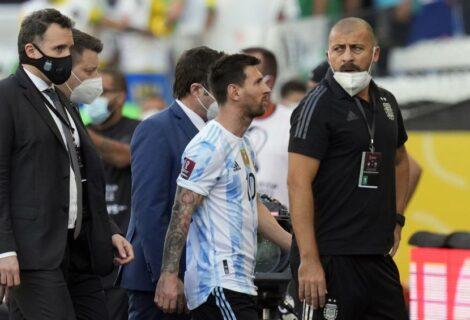 BOCHORNO EN LAS ELIMINATORIAS Y SUS PROTAGONISTAS: Anvisa explica, la FIFA, la AFA y la CBF se lamentan