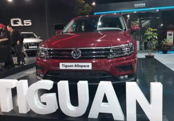 HANSA SE LUCE CON UN AMPLIO STAND EN EXPOCRUZ: Audi y Volkswagen muestran sus renovados modelos