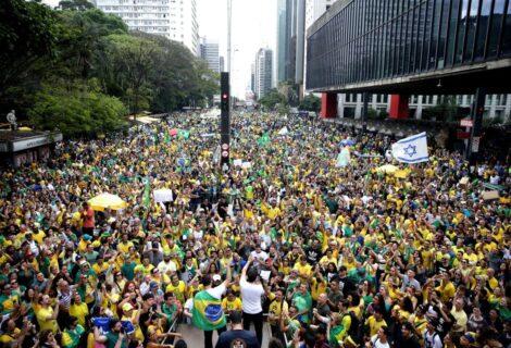 """JAIR BOLSONARO ENCIENDE LA CONFRONTACIÓN EN BRASIL: """"Queremos elecciones con conteo público de votos"""""""