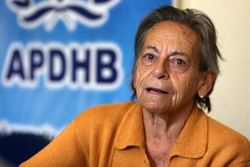 AMPARO CARVAJAL ENVÍA LISTA DE 45 «PRESOS POLÍTICOS»: Pide al Fiscal General Juan Lanchipa su libertad