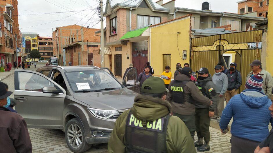 ATRACO A MANO ARMADA DEJA A 3 PERSONAS HERIDAS: Delincuentes se llevan US$ 250.000 de una importadora