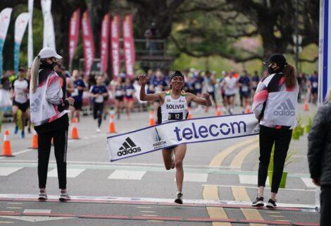 BOLIVIANO GANA LA MARATÓN DE BUENOS AIRES: Héctor Garibay se impuso ante 4.000 competidores
