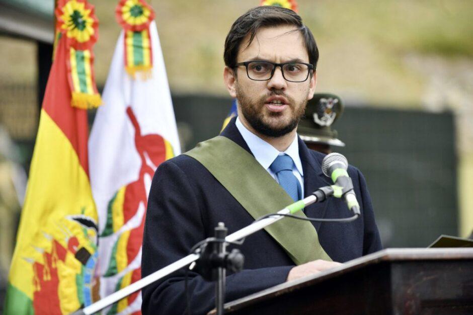 GARANTIZAN LA SEGURIDAD DE CAMACHO EN LA PAZ: Ministro de Gobierno realiza un operativo de inteligencia