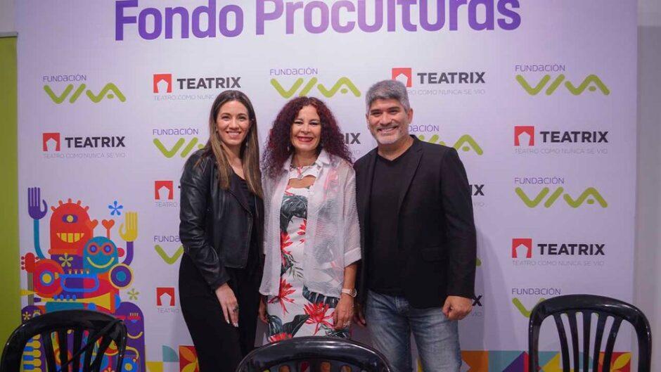 FUNDACIÓN VIVA LANZA 3º CONCURSO FONDO PROCULTURAS: Junto a Teatrix promoverán el rescate de obras nacionales