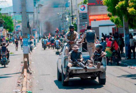 SECUESTRAN A MISIONEROS NORTEAMERICANOS EN HAITÍ: Los plagiadores ahora piden US$17 millones de rescate