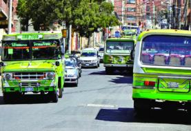 RECOMIENDAN RETIRAR MICROS ANTIGUOS DE LA PAZ: Hay unidades de servicio público con más de 50 años