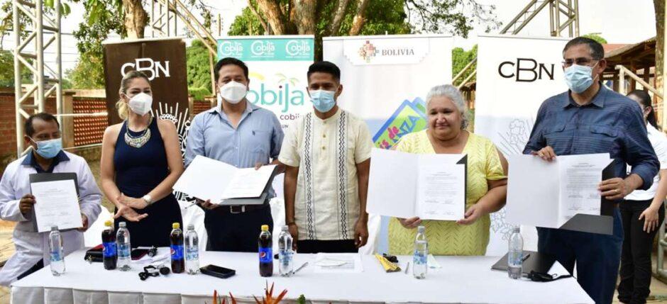 CBN DONA UNA PLANTA GENERADORA DE OXÍGENO A COBIJA: El Hospital Roberto Galindo se equipa para contingencias