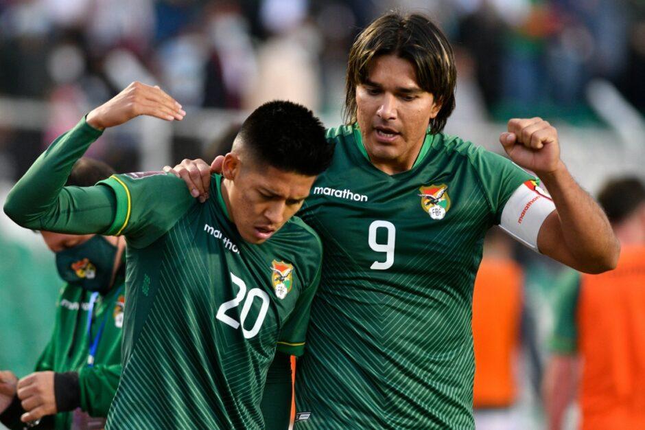 BOLIVIA VENCE A PERÚ 1-0 EN EL HERNANDO SILES: Ramiro Vaca ingresó a concretar el gol de la victoria