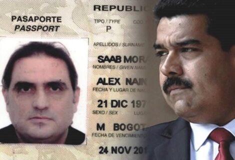 EXTRADITAN A EEUU A HOMBRE FUERTE DE MADURO: Alex Saab era buscado por narcotráfico y lavado de dinero