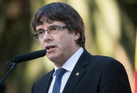 """Puigdemont, desde la prisión en Alemania: """"no claudicaré"""""""
