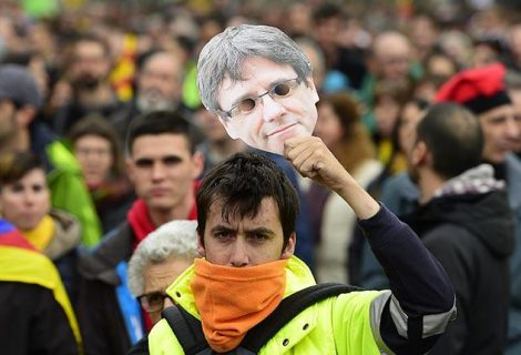 Puigdemont, apresado y ahora su suerte está en manos de Alemania