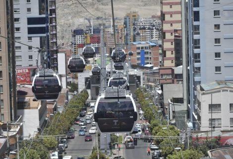 Teleférico La Paz - El Alto hasta la fecha transportó más de 120 millones de pasajeros