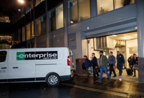 Registran durante siete horas las oficinas de Cambridge Analytica en Londres