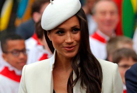 El gran debut de Meghan Markle junto a Isabel II