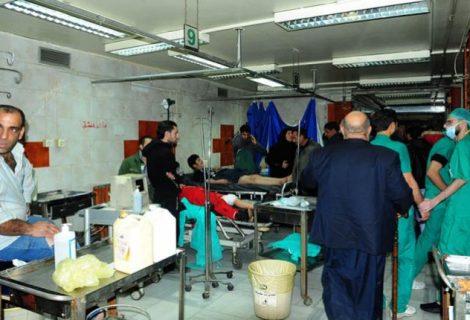 Al menos 35 muertos por el impacto de cohetes en las afueras de Damasco
