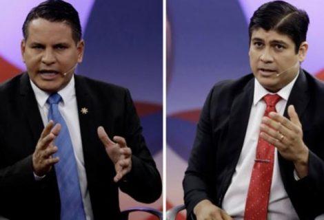 Costa Rica va polarizada a las urnas a escoger a su futuro presidente