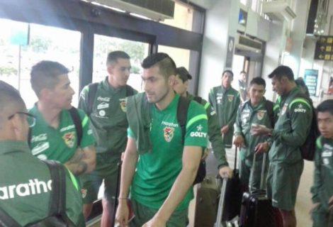 Bolivia emprende viaje a Curazao para amistosos