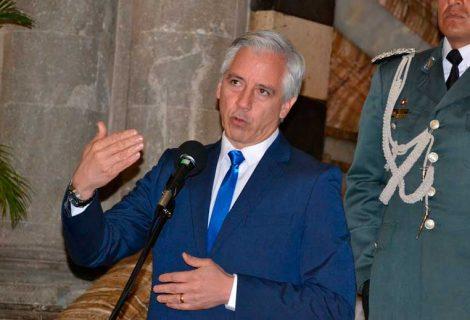 Delegación chilena en La Haya perdió compostura diplomática y mostró desesperación: García Linera