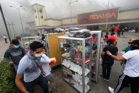 Bomberos voluntarios: Faltan medidas preventivas de seguridad