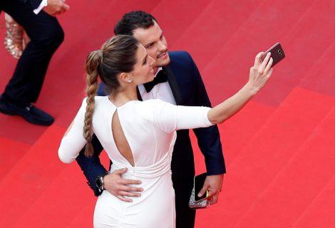 Cannes prohíbe los selfis en la alfombra roja del festival de cine