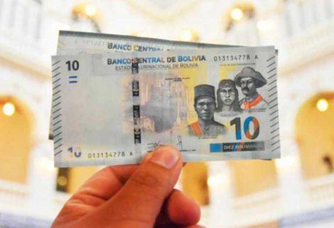 Presentan el nuevo billete de 10 bolivianos; entra en circulación desde hoy