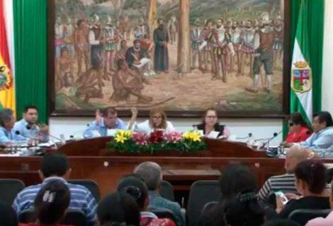 Sesión de Concejo informó sobre los planes de recuperación de los espacios públicos del mercado Mayorista La Ramada y sus alrededores