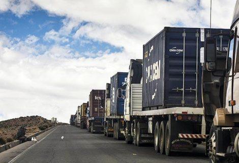 Transporte pide regular tarifas por cambios en la normativa aduanera