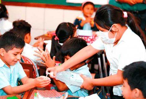 Distribuirán 1,8 millones de dosis contra la gripe