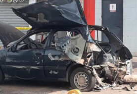 EXPLOTA UN AUTO EN UNA GASOLINERA EN VENEZUELA: Deja una persona fallecida y varios con quemaduras graves