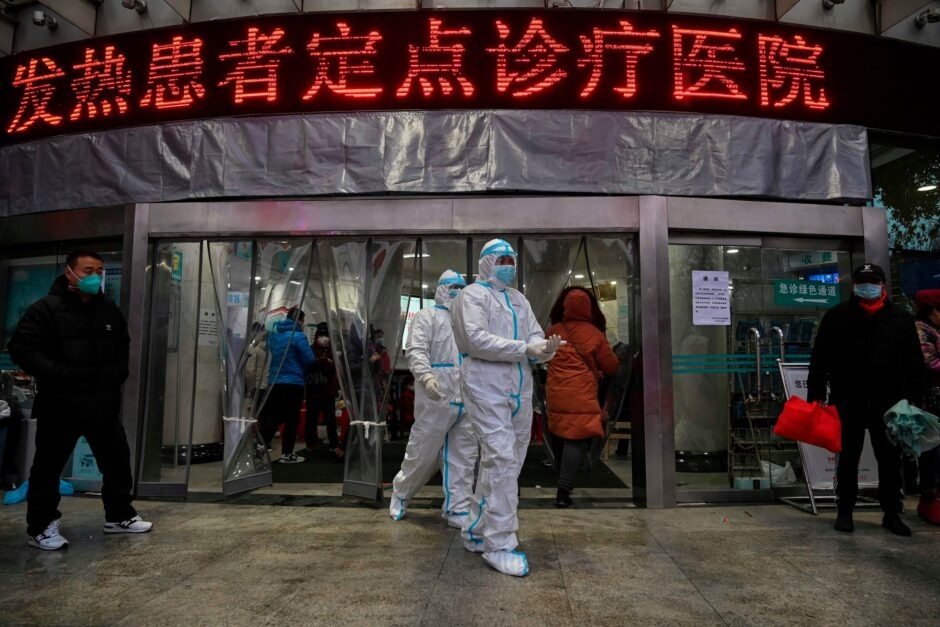 CHINA SE MOVILIZA Y DECLARA CUARENTENA RÍGIDA: Por incremento de casos a causa de la variante Delta