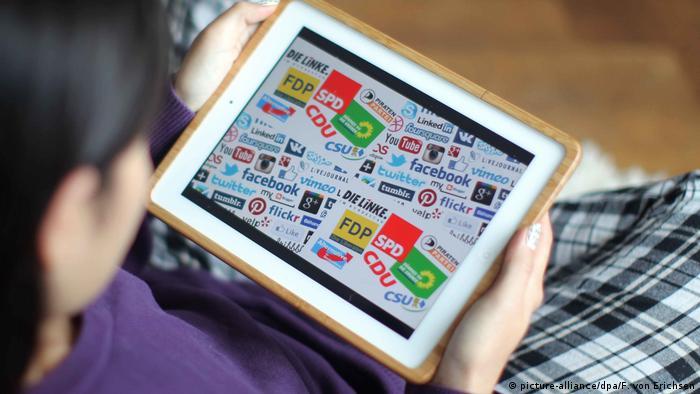LAS REDES SOCIALES EN LAS CAMPAÑAS ELECTORALES: Cómo influyen YouTube, Facebook y TikTok  en Alemania
