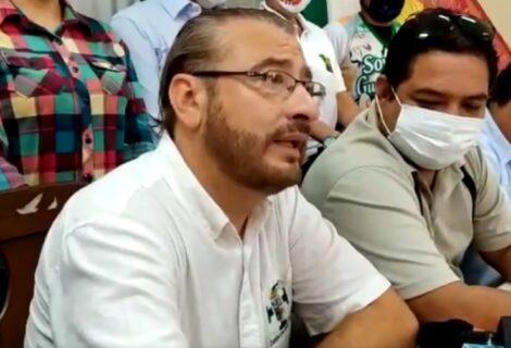 ORDEN DE APREHENSIÓN CONTRA RÓMULO CALVO: Cívicos se declaran en emergencia y anuncian vigilias