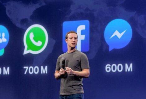 CAEN LAS PLATAFORMAS DE MARK ZUCKERBERG Y NO EXPLICA: Grave interrupción de Facebook, Instagram y WhatsApp