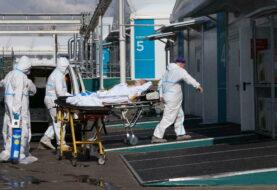 RUSIA DESBORDADO POR CONTAGIOS DE COVID-19: Con 1.106 fallecidos en una jornada los casos se aceleran