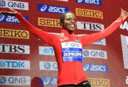 ATLETA KENIANA MUERE ASESINADA POR SU MARIDO: El fallecimiento de la plusmarquista conmueve al deporte
