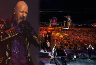 JUDAST PRIEST EN GIRA MUNDIAL 50º ANIVERSARIO: Rob Halford, la voz ícono de la banda, se confiesa